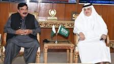 سعودی سفارت کار کے قاتل جلد کیفر کردار کو پہنچیں گے: شیخ رشید