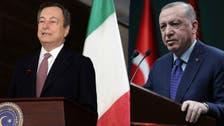 """رئيس وزراء إيطاليا: أردوغان """"ديكتاتور"""".. وأنقرة ترد باستدعاء السفير"""