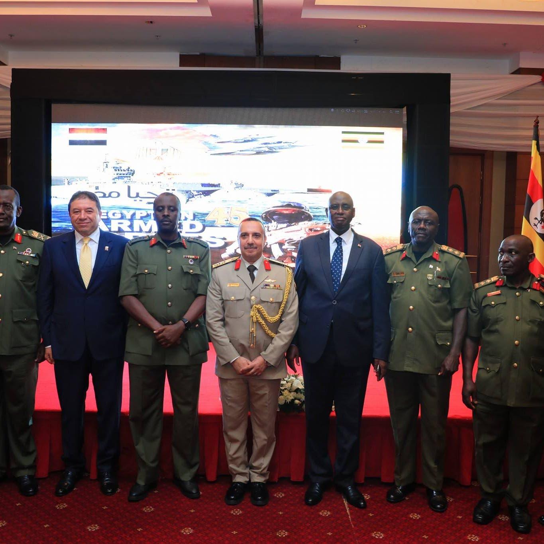 أوغندا تعلن توقيعها اتفاقاً أمنياً مع مصر وسط أزمة سد النهضة