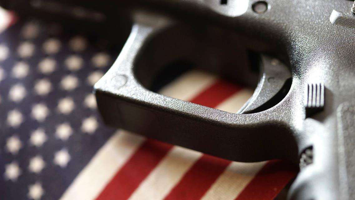 انتشار الأسلحة النارية أميركا