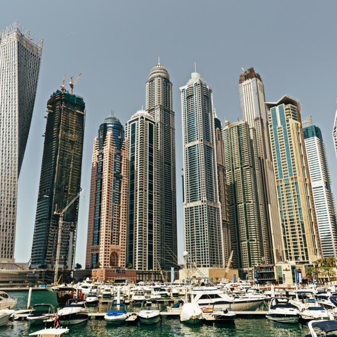 ارتفاع متدرج لأسعار العقارات في دبي خلال عامين
