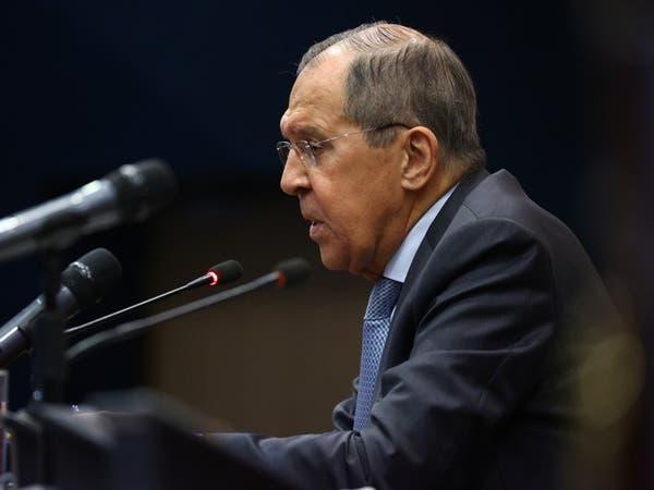 """لافروف يصف السياسة الأميركية تجاه روسيا بـ""""الغبية"""""""