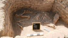 مصرمیں کھدائیوں کے دوران زیرزمین شہر کی باقیات دریافت