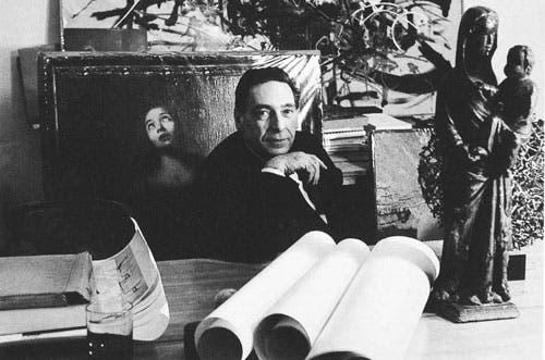 لُويجي مُوريتي، المعماري الإيطالي الذي أطلق مصطلح التصميم البارامتري