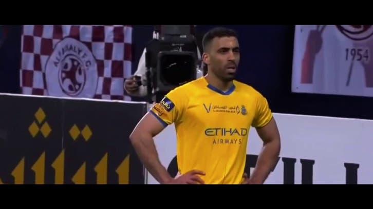 حمدالله.. خسر منافسيه وبدأ يخسر محبيه.. لقطة ختام