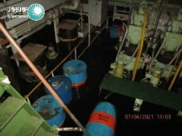 تصویری؛ کشتی «ساویز» پیش از حمله توسط یک بالگرد شناسایی شده بود