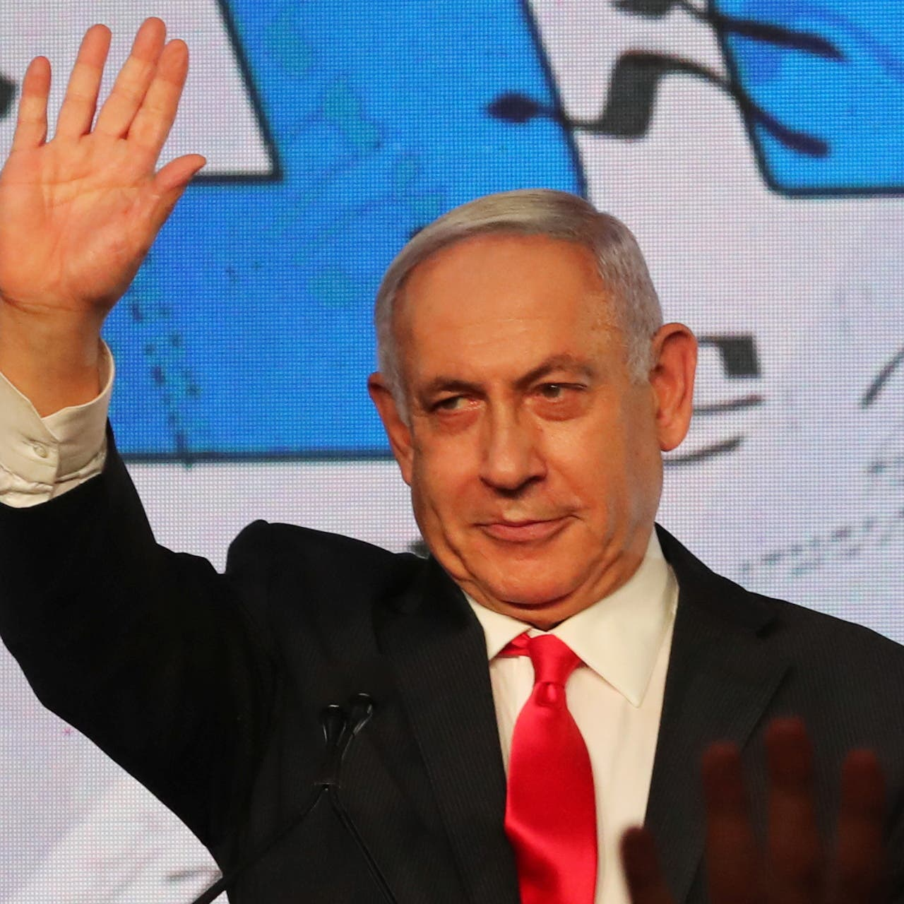 Israel PM Netanyahu says would stand aside for a year to avoid 'left-wing' govt