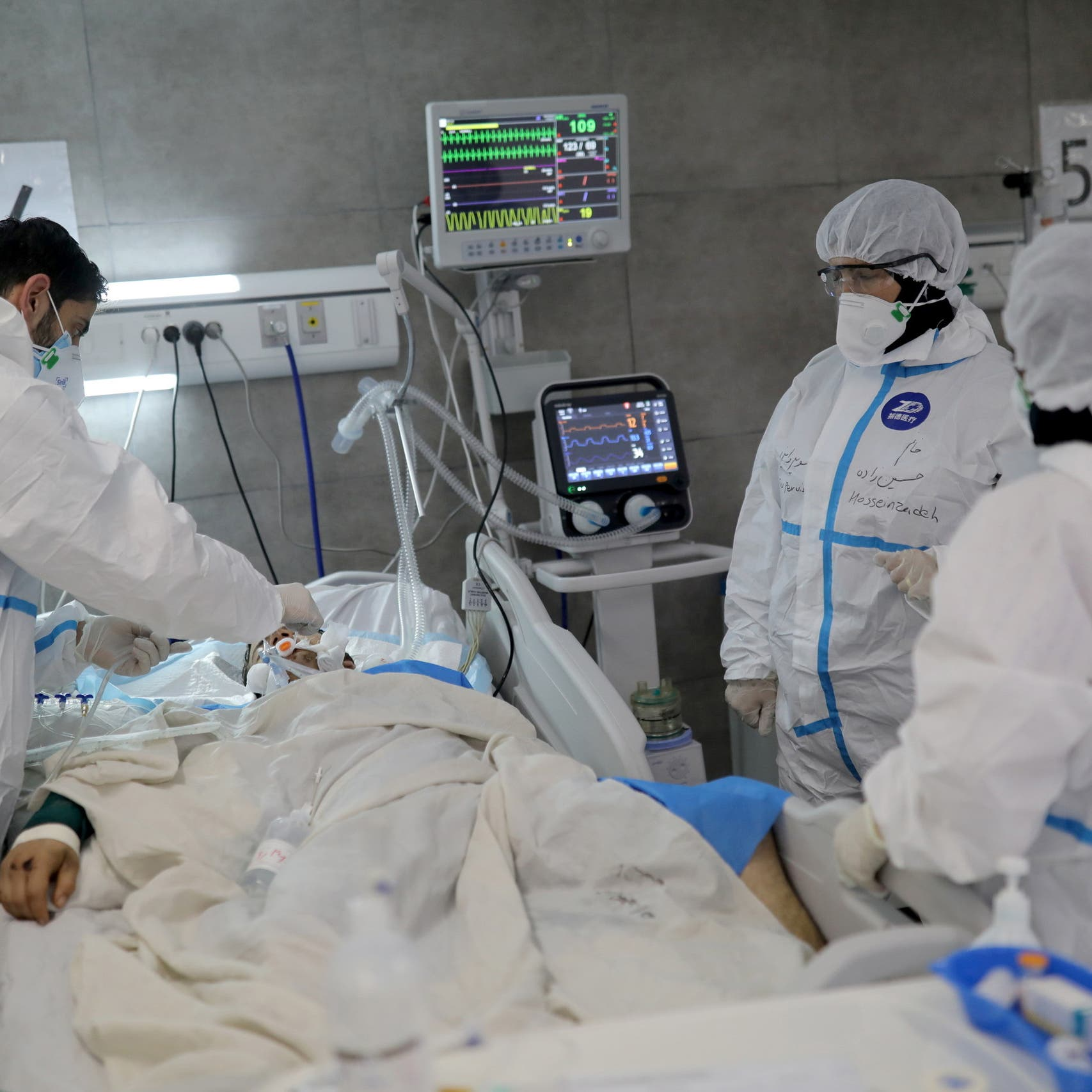 Iran's COVID-19 cases top three million: Health ministry