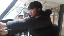 تصویری؛ هواپیمای دستساز جوان افغان در بامیان
