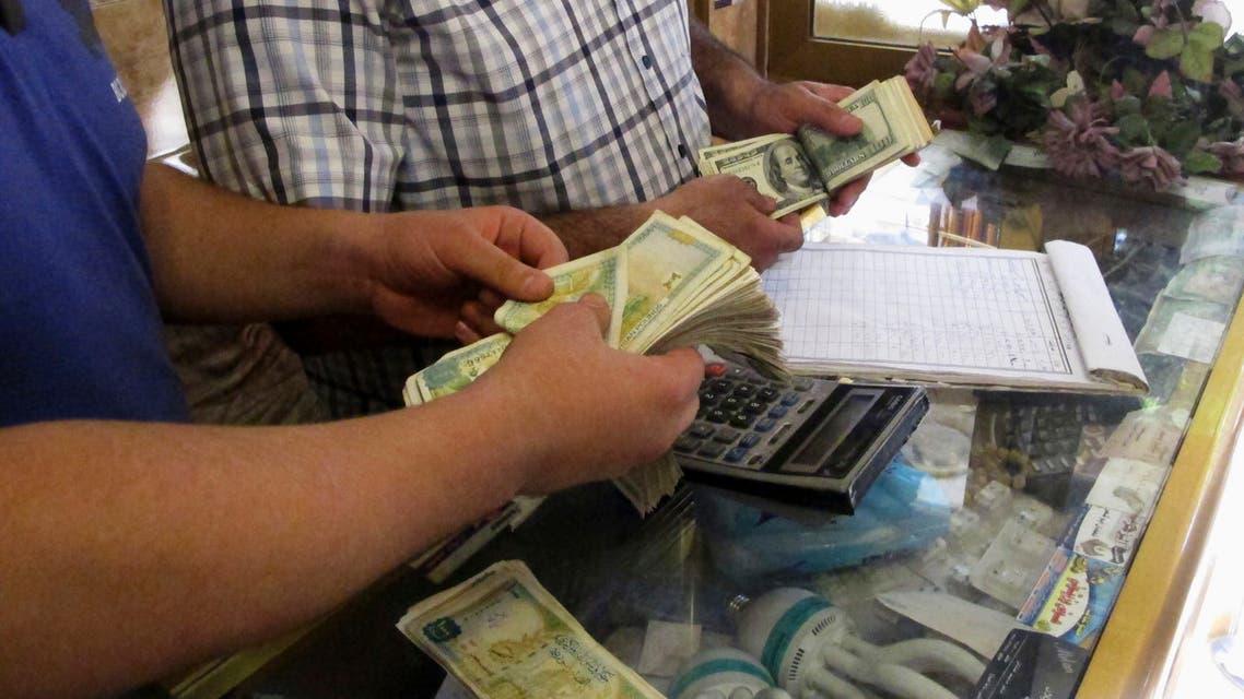 سوريا ليرة دولار صرافة
