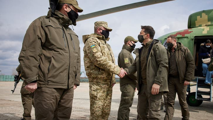 US commits to $60 mln in aid to Ukraine before White House visit