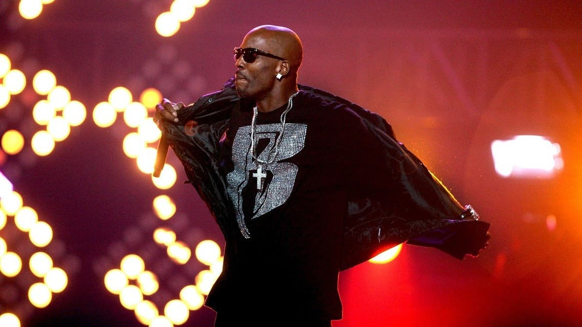 In this Oct. 1, 2011 file photo, DMX performs during the BET Hip Hop Awards in Atlanta. (AP)