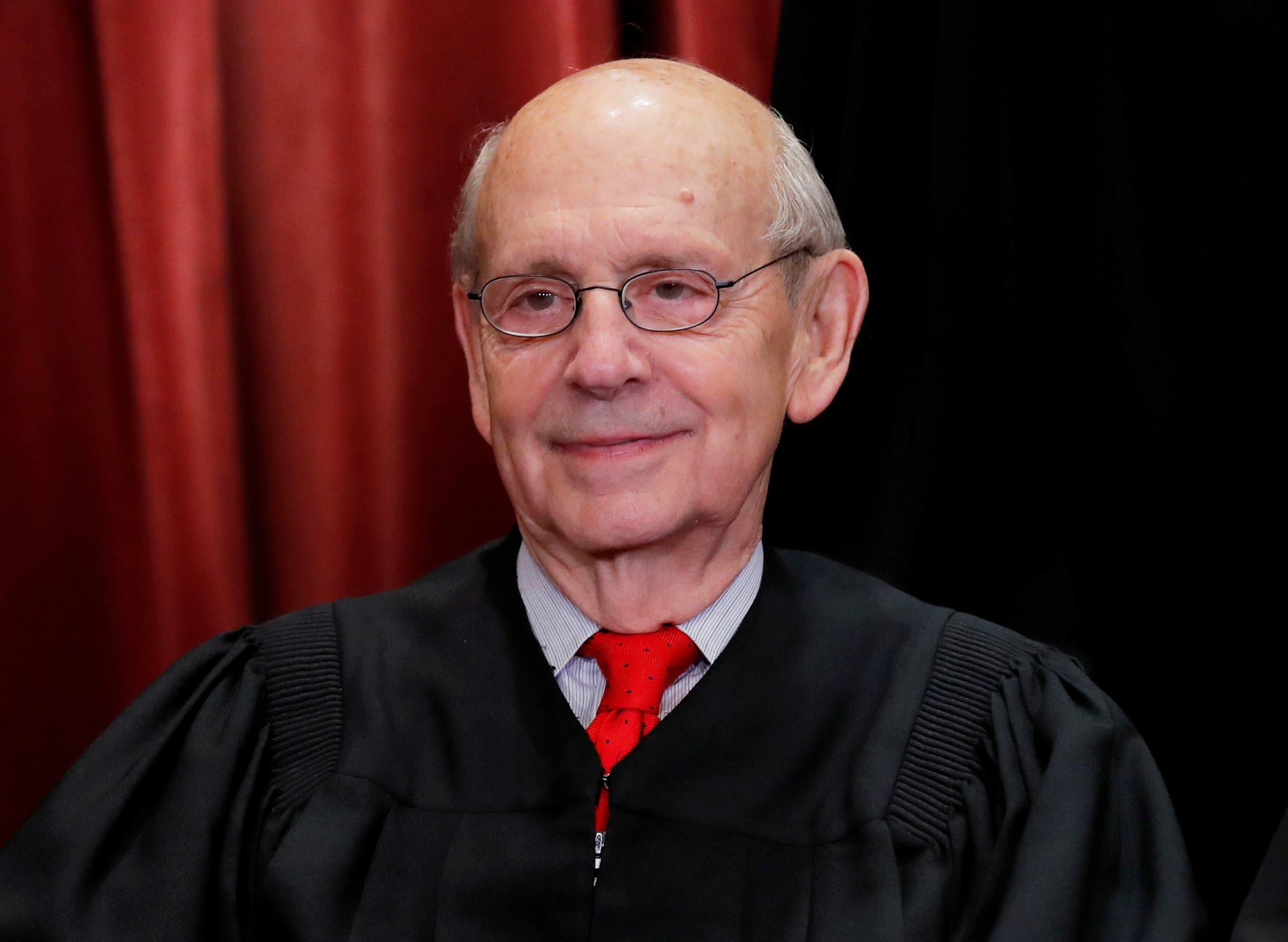 قاضي المحكمة العليا ستيفن براير