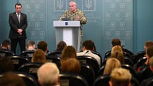 Ukraine army chief rules out offensive against pro-Russia separatists