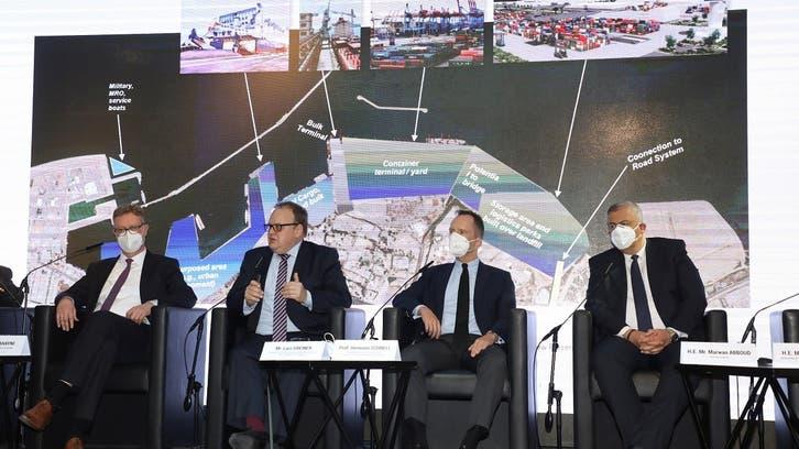 German companies propose multi-billion-dollar plan to rebuild Lebanon's Beirut port