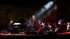 Italian tenor Andrea Bocelli dazzles Saudi Arabia in AlUla performance