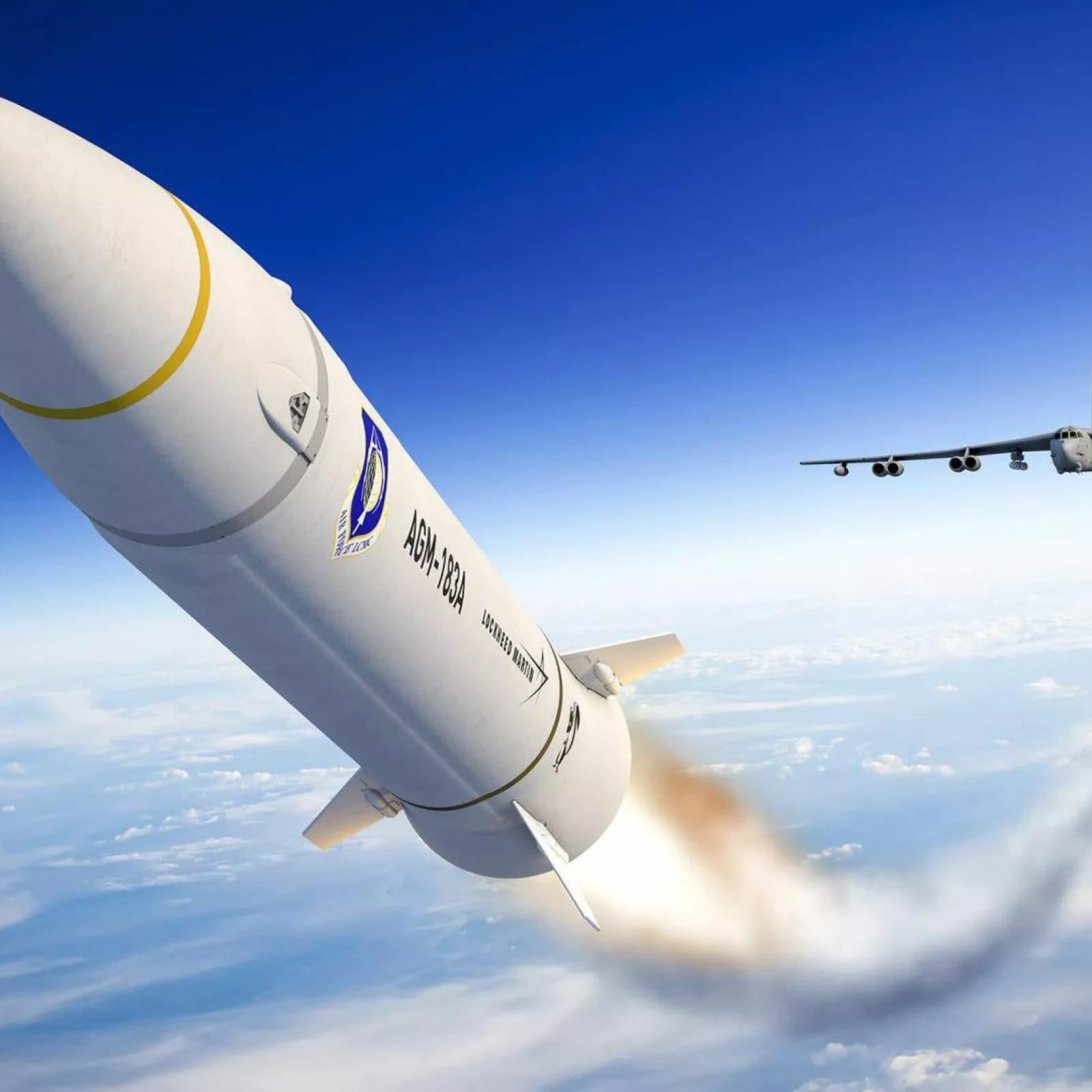 حلم صاروخ سلاح الجو الأميركي فائق السرعة مازال ممكنًا في 2022؟