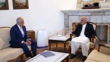 خلیلزاد برای گفتوگو درباره صلح وارد کابل شد