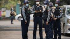 Ethnic armies against Myanmar junta attack police station, killing ten policemen