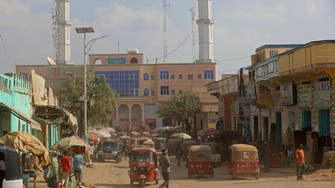Somali government troops face-off with forces loyal to sacked police boss
