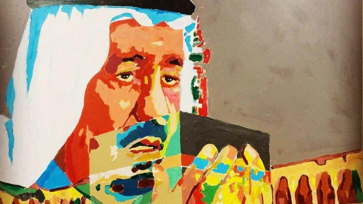 سعودي يبتكر أسلوبا تشكيليا فريدا.. شارك به في 30 معرضا دولياً
