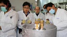 آژانس بینالمللی انرژی اتمی از نقض جدید برجام از سوی ایران خبر داد