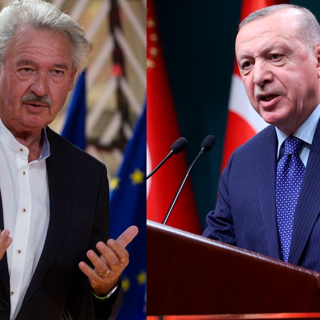 لوكسمبورغ: لا يمكن وصف أردوغان بالدكتاتور.. بل بالمستبد