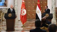توافق مصري تونسي على مواجهة التدخلات وتجفيف منابع الإرهاب