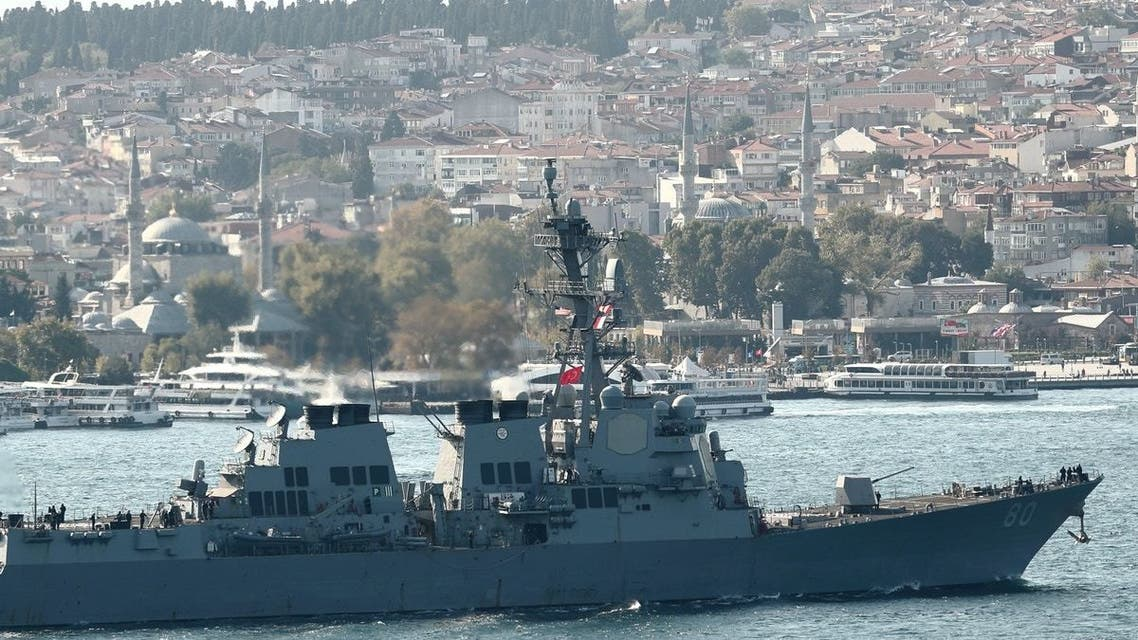 Moscow refuses to allow Ankara to cross US warships to the Black Sea