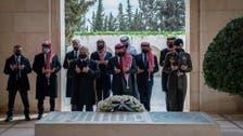 شاهد.. لأول مرة الأمير حمزة مع ملك الأردن بعد الأزمة الأخيرة