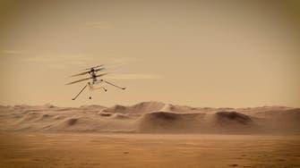 NASA delays Mars Ingenuity mini-helicopter flight for tech check
