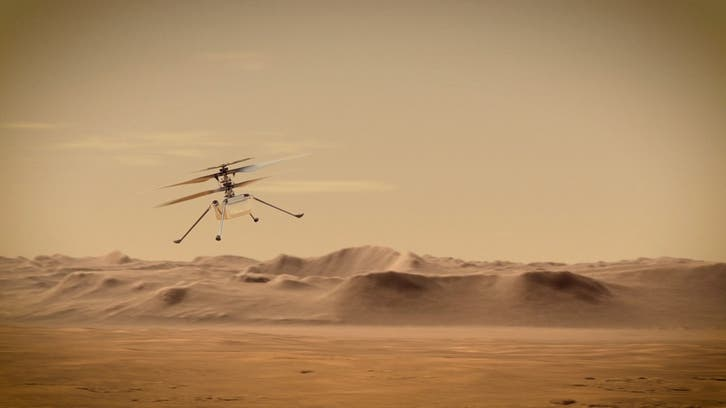 NASA delays Mars Ingenuity mini-helicopter flight for tech check