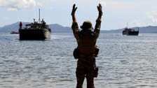 Philippines and the US to begin 2-week joint military drill on Monday