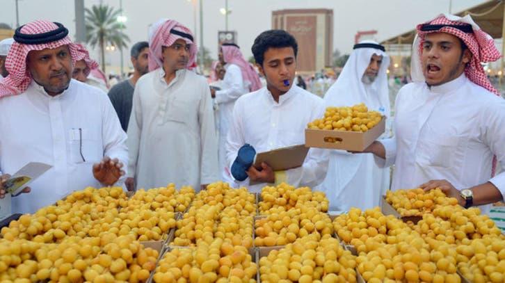 قصیم : کھجور کی منڈیوں میں خرید و فروخت کا انحصار رمضان میں عمرہ سیزن پر