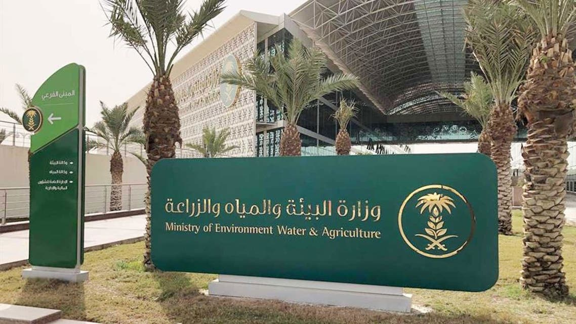 وزارة البيئة السعودية