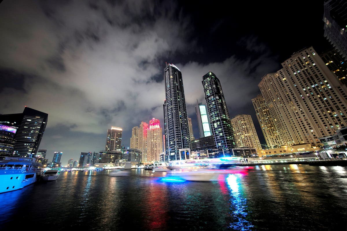 General view of Dubai Marina in Dubai, United Arab Emirates. (File Photo: Reuters)