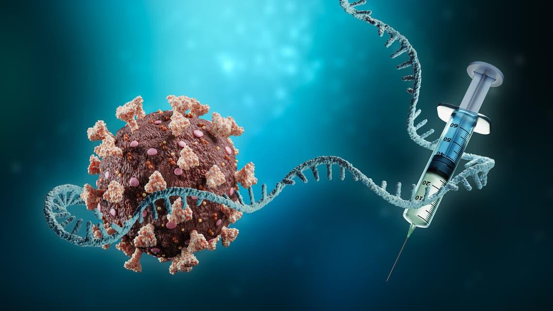 تعبيرية عن الـ mRNA من (istock)