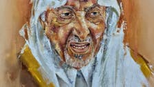 سعودی فن کار اپنے خاص انداز کے ساتھ 'انسانی زندگی' پیش کرنے میں مصروف