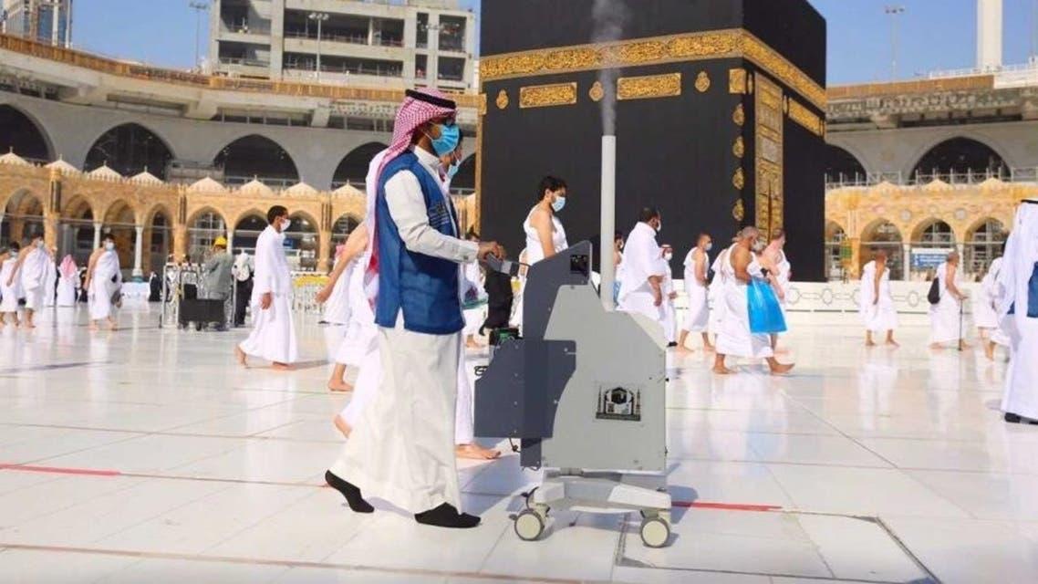 الحرم المكي المسجد الحرام مكة