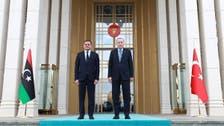 من أنقرة.. أردوغان والدبيبة يعلنان التزامهما بمعاهدة الحدود الجدلية
