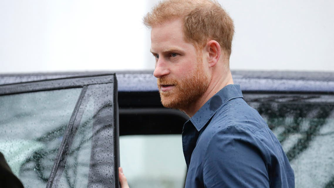Britain's Prince Harry, the Duke of Sussex. (File photo: AP)