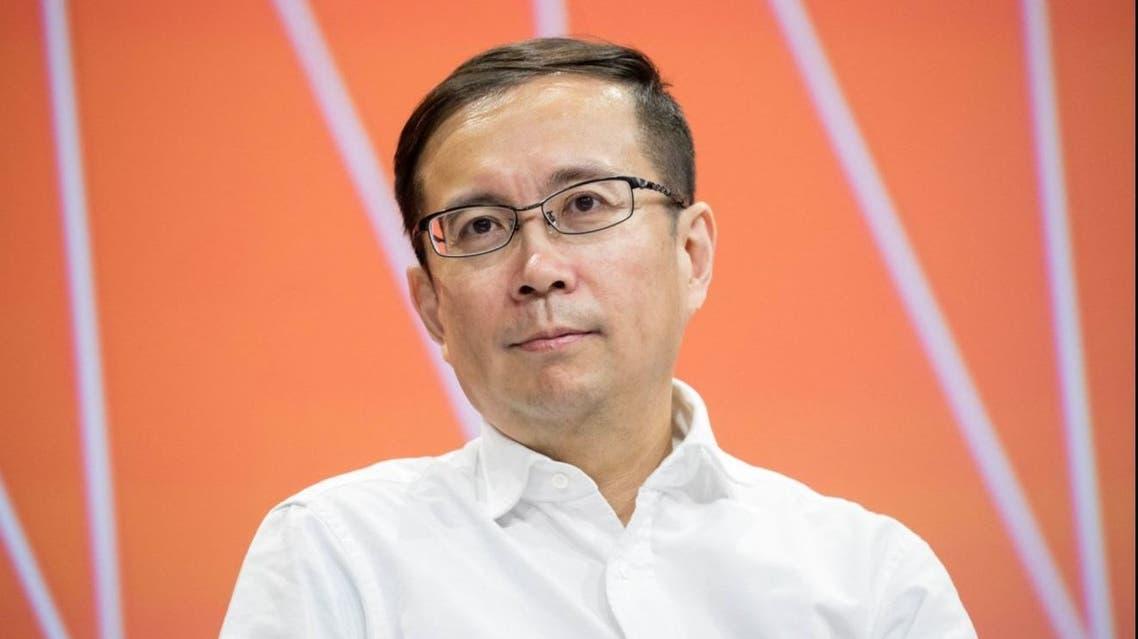 الرئيس التنفيذي لشركة علي بابا دانييل تشانغ