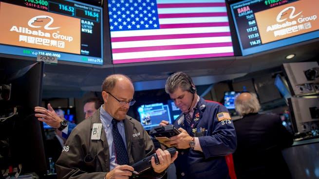 الأسهم الأميركية عند مستويات قياسية بدعم من نتائج الأعمال