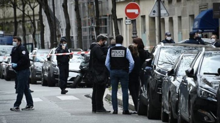 پیرس میں اسپتال کے سامنے فائرنگ،ایک شخص ہلاک ، ایک زخمی