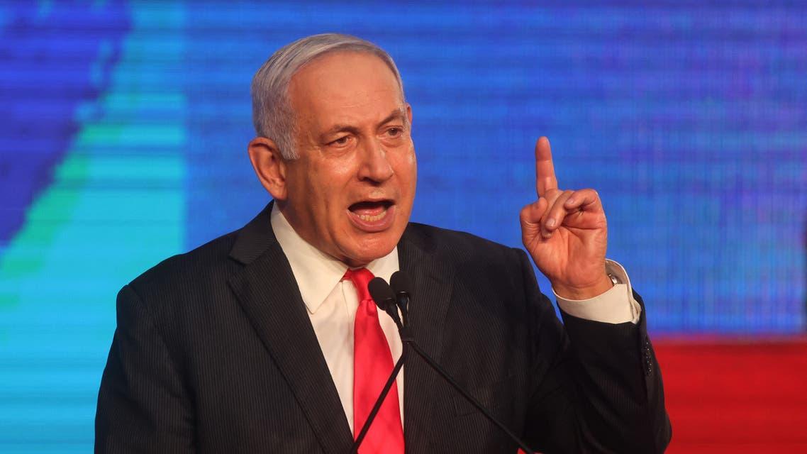 رئيس الوزراء الإسرائيلي بنيامين نتنياهو (أرشيفية- فرانس برس)