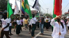 Myanmar's ruling junta charges doctors over civil disobedience protests