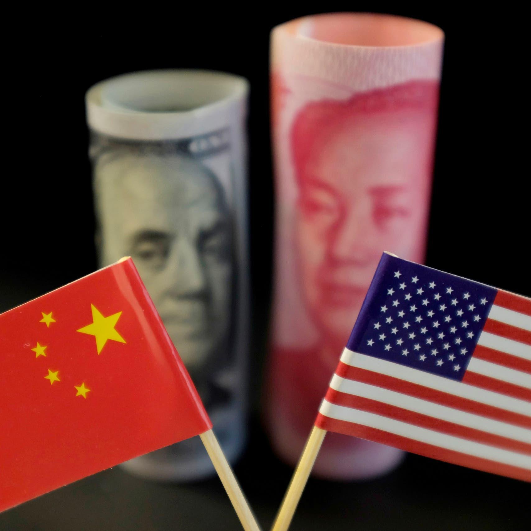 المحادثات الأميركية الصينية تقوي اليوان على حساب الدولار