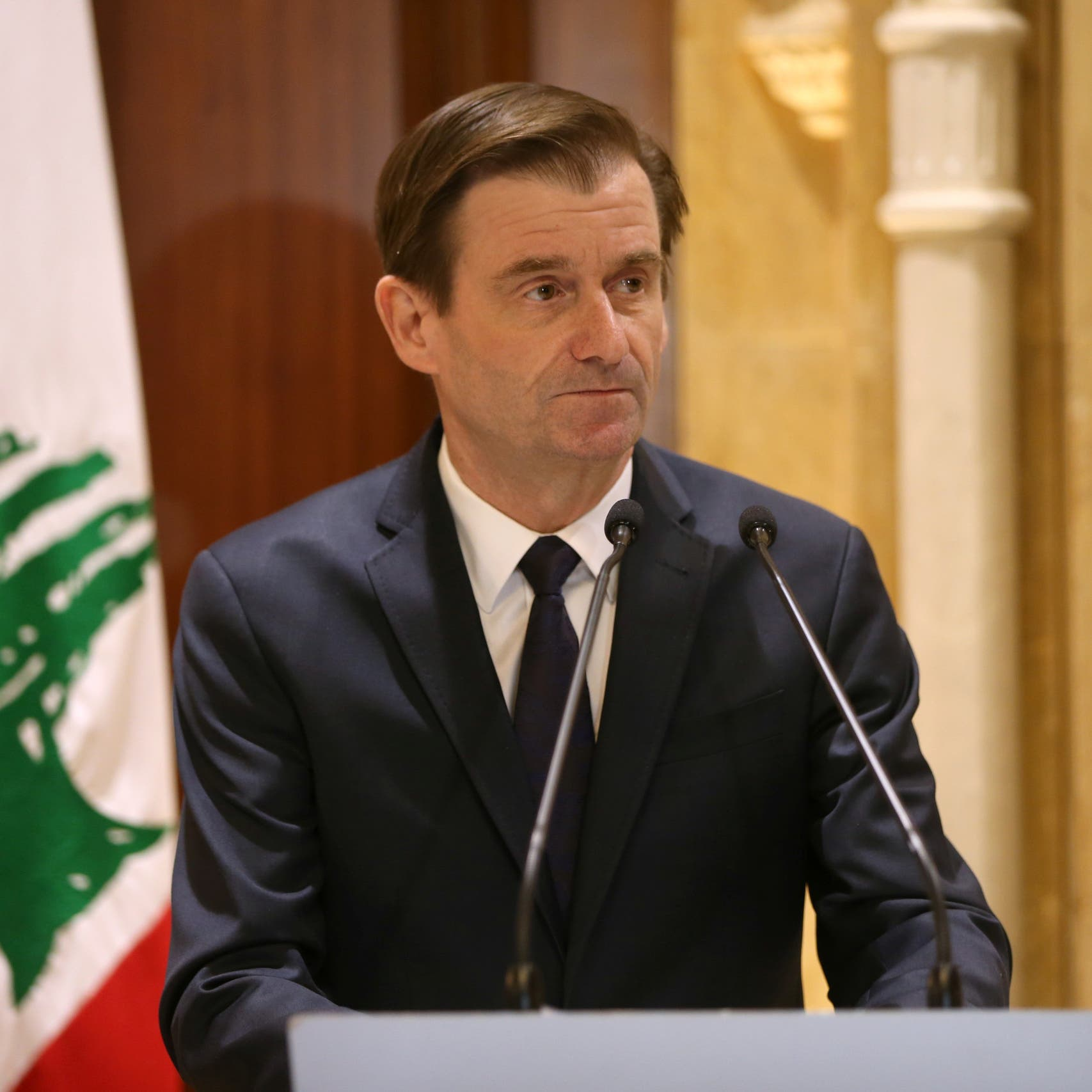 Resolving border talks with Israel will benefit crisis-hit Lebanon: US envoy