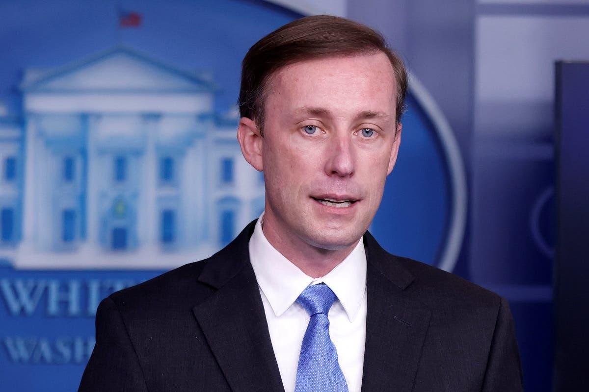 مستشار الأمن القومي جيك سوليفان