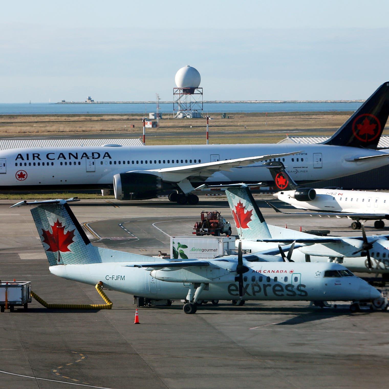 حكومة كندا تضخ 4.7 مليار دولار في أكبر شركة طيران في البلاد